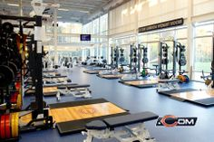 After - weight room