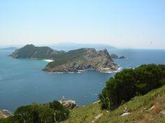 Islas de los Dioses o Islas Cíes