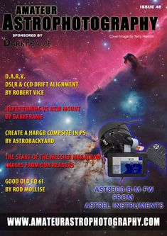 Issue 46 of the Amateur Astrophotography Magazine has been published https://www.magzter.com/BG/Amateur-Astrophotography/Amateur-Astrophotography/Science/251073