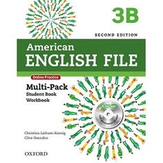 American English File Student Book Workbook Edition - Teaching and learning English everyday English File, English Book, Learn English, English Class, Italian Vocabulary, English Vocabulary, French Practice, Better English, Good Grammar