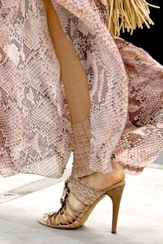 Roberto Cavalli Spring 2011 stilettos    ... Because there is no such thing as enough shoes ...