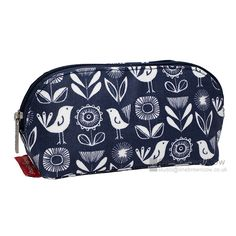 eaeea5132e Nicky James Paper Flowers Make-up Bag