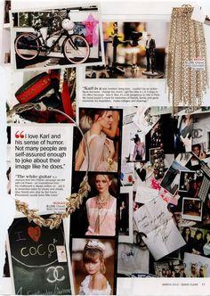 Laetitia Crahay accessories designer for Chanel