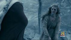 Poor Helga this was heartbreaking!.......Vikings Season 4.