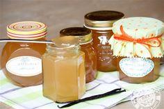 Appelgelei met vanille