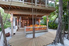 Crusoe Suite 1 bedroom with pool at Soneva Fushi, Maldives | Soneva Resorts Official Site