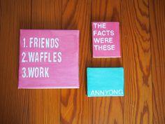 tiny canvas quotes