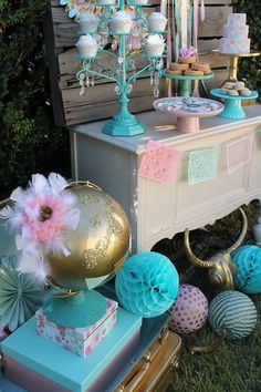Backyard Birthday Party Ideas Sweet 16 under the stars tween teen girl birthday party via karas party ideas so many Boho Sweet 16 Birthday Party By Laura Aguirre