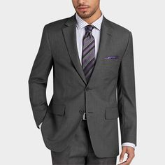 Buy a Pronto Uomo Gray Modern Fit Suit and other Modern Fit at Men's Wearhouse. Browse the latest styles, brands and selection in men's clothing.