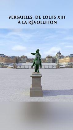 """Château de Versailles on Instagram: """"A quoi ressemblait Versailles avant Louis XIV ? Comment le petit relais de chasse de Louis XIII devient-il le plus grand palais d'Europe?…"""""""