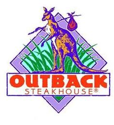 outback steakhouse!!!    Yum