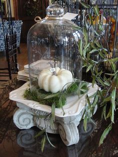 Decorating with Pumpkins and Gourds   The Budget Decorator