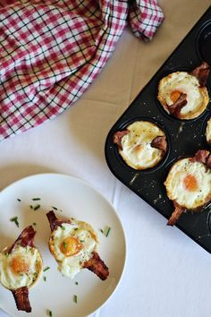 Fun recipe using bacon, eggs and bread that are great for weekend brunch or even pack for your picnic.