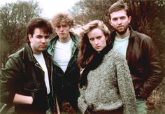 "Prefab Sprout: Some of their Albums ""Swoon"" (1984), ""Steve McQueen"" (1985), ""From Langley Park To Memphis"" (1988), ""Jordan: The Comeback"" (1990), ""The Best Of Prefab Sprout: A Life Of Surprises"" (1992) and ""Andromeda Heights"" (1997). My favourite song is ""When Love Breaks Down""."