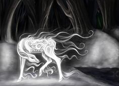 The most beautiful patronus ever.