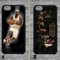 5e012425a452 LeBron James 23 Cleveland Cavaliers Basketball Apple case cover iPhone 5 5s  6 6s in Mobile