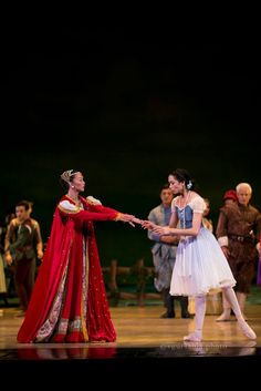 Stella Abrera of ABT guest starring with Ballet Philippines in their production of Giselle. Photo by Victor Ursabia