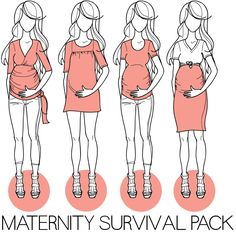Maternity sewing patterns...for the future.