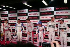 佐藤琢磨、Honda Racing No.1決定戦を制す  [F1 / Formula 1]