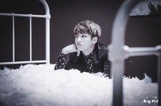 Jungkook para o Full Álbum 'WINGS' - BTS ❤