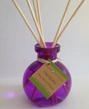 Mood Alchemy Mini Mood Reeds (100 ml) are perfect for all those areas of your home or work space that will benefit from a constant diffusion of subtle fragrance, but cannot be tended to as a burning candle should be.  Designed for scenting small sized rooms.  www.moodalchemy.com