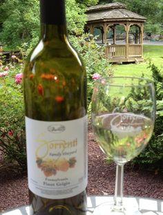 For adult Easter baskets, add a #PoconoMtns original bottle of wine or growler of local beer!