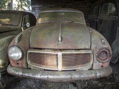 Кладбище старых автомобилей (24 фото)