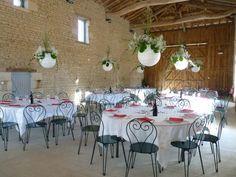 La Grange Salle De R Ception On Pinterest Mariage Receptions And Violets
