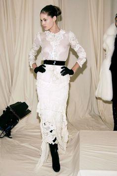 Givenchy at Couture Fall 2005 - Runway Photos