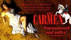 Ellen Kent's Carmen - Liverpool Empire Theatre - ATG Tickets