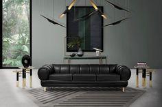 50 INTERIOR DESIGN IDEAS FOR LUXURY HOMES #interiordesign #luxuryhomes #interiordesigntrends @BRABBU