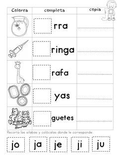 Kindergarten Math Worksheets, Preschool Education, Preschool Activities, Teaching Kids, Preschool Spanish, Spanish Lessons For Kids, Spanish Teaching Resources, Bilingual Classroom, Spanish Classroom
