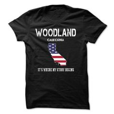 WOODLAND-- Its Where My Story Begins! - #baby gift #thoughtful gift. CHECKOUT => https://www.sunfrog.com/No-Category/WOODLAND--Its-Where-My-Story-Begins-43922944-Guys.html?68278