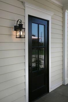 Entry Door Trim Design Ideas, Pictures, Remodel and Decor