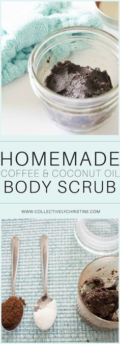 Coffee Body and Face Scrub Homemade Coffee and Coconut oil body and facial scrub. Brightening, antibacterial, and softening.Homemade Coffee and Coconut oil body and facial scrub. Brightening, antibacterial, and softening. Body Scrub Recipe, Diy Body Scrub, Face Scrub Homemade, Diy Scrub, Homemade Facial Scrubs, Homemade Coffee Scrub, Face Peeling, Diy Beauty Hacks, Beauty Tips