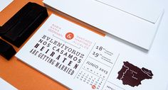 Faire - part mariage et enveloppe impression typographique