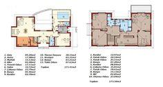Ataş 301 - 345 m2 Ataş Çelik Yapı | çelik ev | Prefabrik Ev