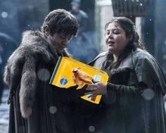 Funniest memes from Game of Thrones season 6 episode 2 : Home