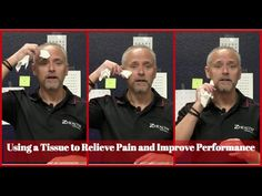 How to Relieve Pain and Improve Performance - YouTube