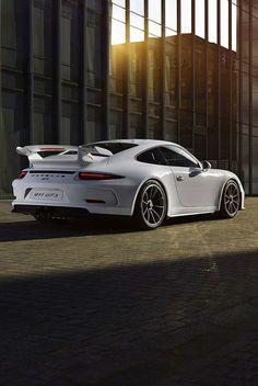 Porsche 911 GT3 - White