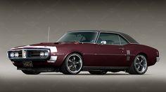 Inspired by Bernie L.'s 1967 Firebird 400. Nice Firebird photo found on the web