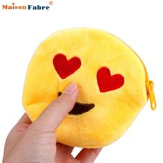 $1.12 (Buy here: https://alitems.com/g/1e8d114494ebda23ff8b16525dc3e8/?i=5&ulp=https%3A%2F%2Fwww.aliexpress.com%2Fitem%2FNew-Fashion-Cute-Style-Emoji-Smile-Zipper-Plush-Coin-Purse-Kawaii-Children-Bag-Women-Wallets-Mini%2F32796041581.html ) New Fashion Cute Style Emoji Smile Zipper Plush Coin Purse Kawaii Children Bag Women Wallets Mini Change Pouch Bolsa  Mar 7 for just $1.12