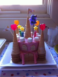 birthday cakes for 5 year girls - Google Search