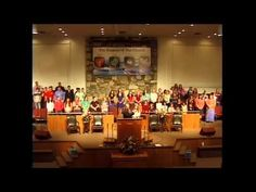 New Manna Baptist Church Youth Choir: There is Nothing Greater Than Grace