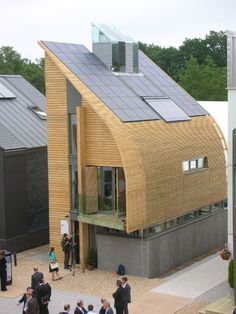 Sustainability: Net-Zero Energy Buildings