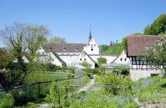 Kartause Ittingen (old monastery turned gardens, museum, hotel, restaurant, and conference center) - Warth, Switzerland