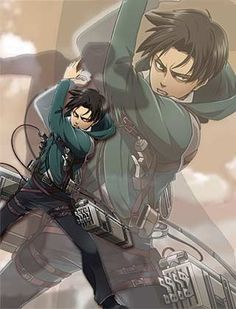 This shot of Levi is the very definition of LIFE