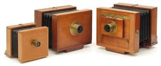 Antique Camera: Horsman Eclipse Cameras: No.2, No.3, No.33. These cameras were also listed in the 1897 Sears, Roebuck and Company catalogue.