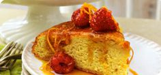 Healthy cake recipes – Slimming World Spanish orange cake Slimming World Puddings, Slimming World Cake, Slimming World Desserts, Slimming World Recipes, Low Syn Cakes, Sliming World, Healthy Cake Recipes, Spanish Dishes, Other Recipes