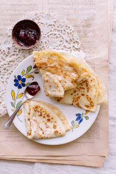RECIPE :: About pancakes